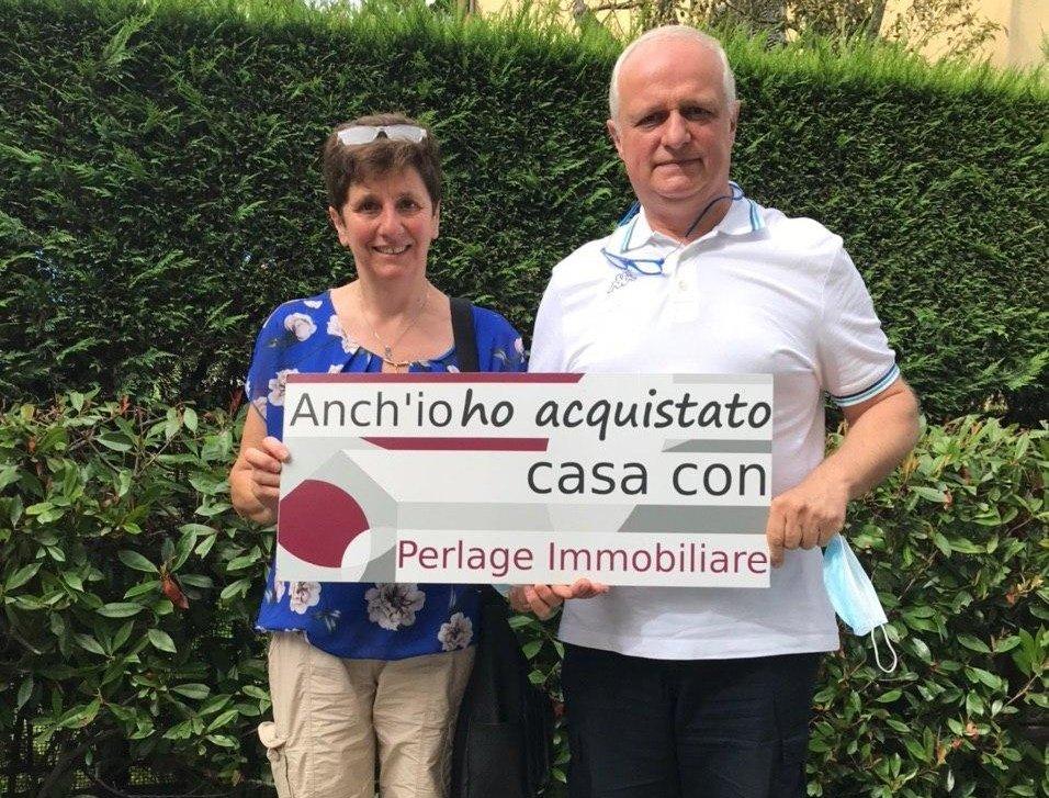 Maria Grazia Fissore e Mauro Dogliani