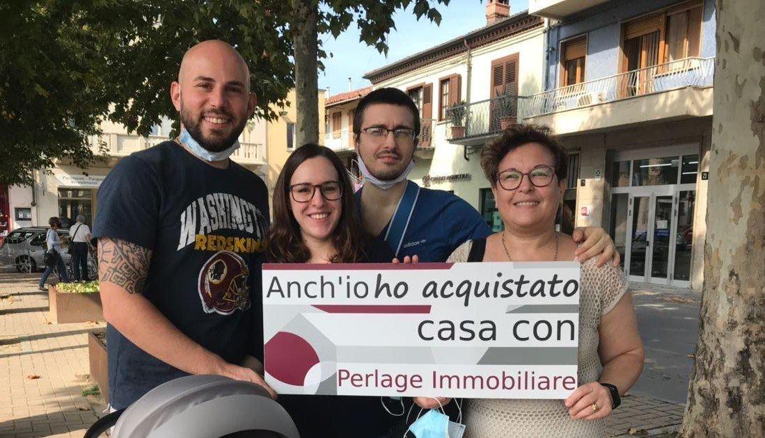 Roberto Lisa & Family